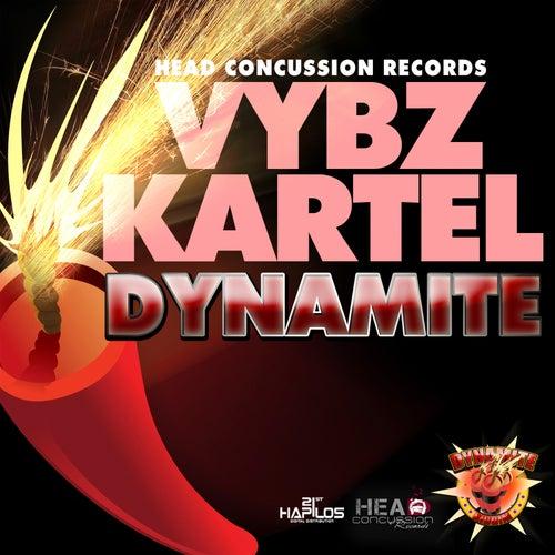 Dynamite - Single by VYBZ Kartel