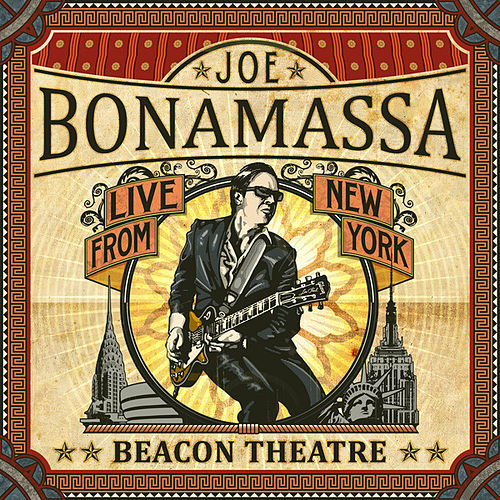 Beacon Theatre - Live from New York de Joe Bonamassa