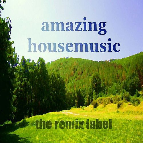 Amazing Housemusic (Progressive Meets Ambient Chillout in Ab-key) de Various Artists