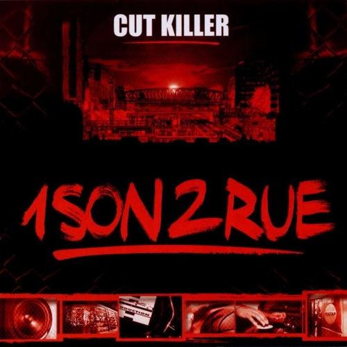 1 son 2 rue (L'album) de Dj Cut Killer