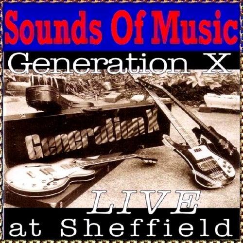 Generation X (Live At Sheffield) von Generation X
