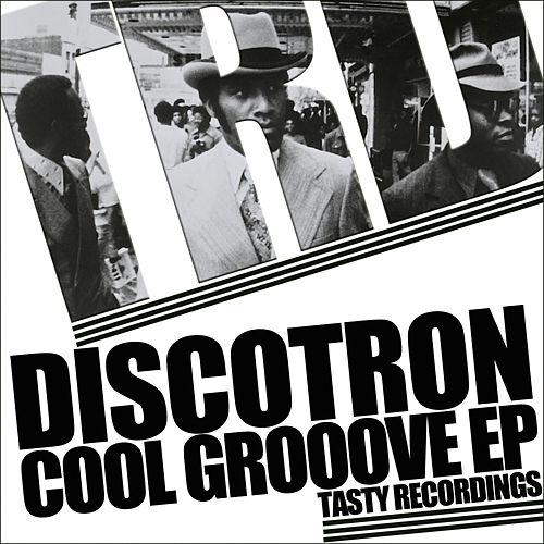 Cool Groove - Single fra Discotron