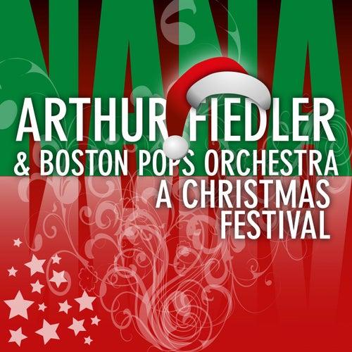 A Christmas Festival de Arthur Fiedler
