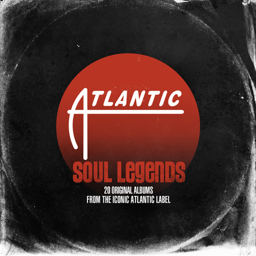 Atlantic Soul Legends : 20 Original Albums From The Iconic Atlantic Label by Various Artists