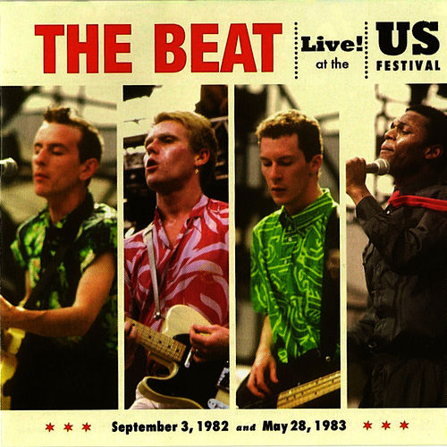Live At the U.S Festival '82 & '83 de The Beat