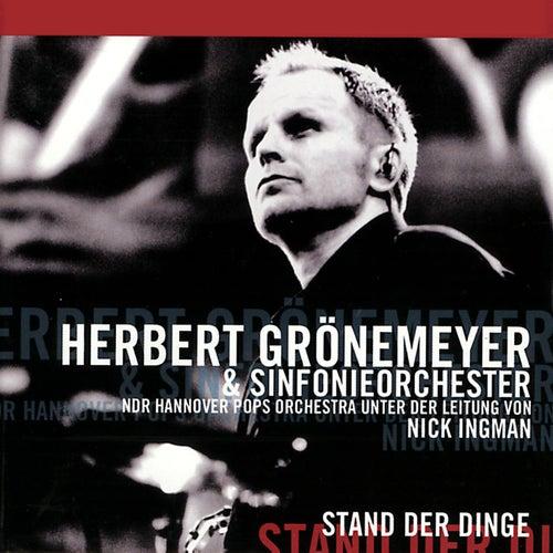 Stand Der Dinge von Herbert Grönemeyer