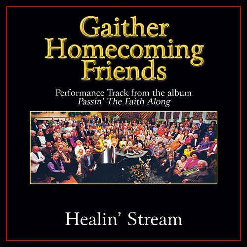 Healin' Stream Performance Tracks by Bill & Gloria Gaither