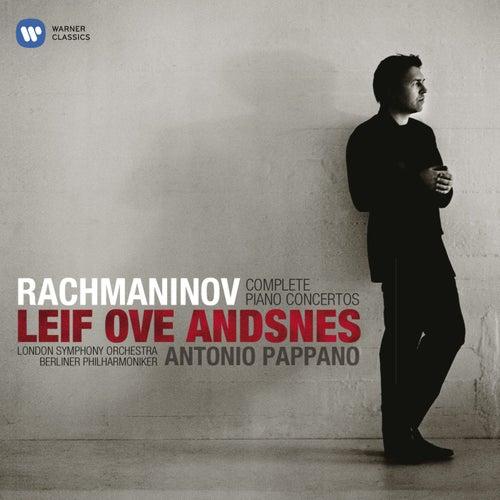 Rachmaninov: Complete Piano Concertos by Leif Ove Andsnes