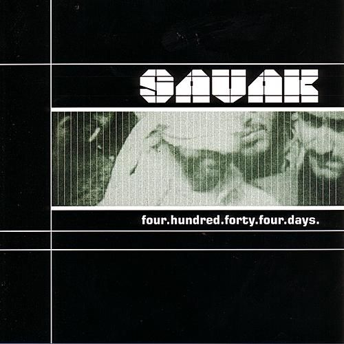 Four.Hundred.Forty.Four.Days by Savak