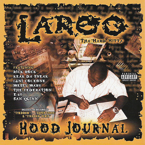 Hood Journal von Laroo