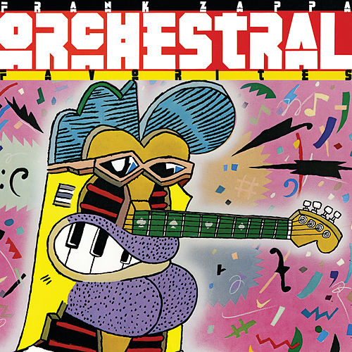 Orchestral Favorites van Frank Zappa