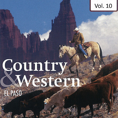 Country & Western- Hits And Rarities Vol. 10 von Various Artists