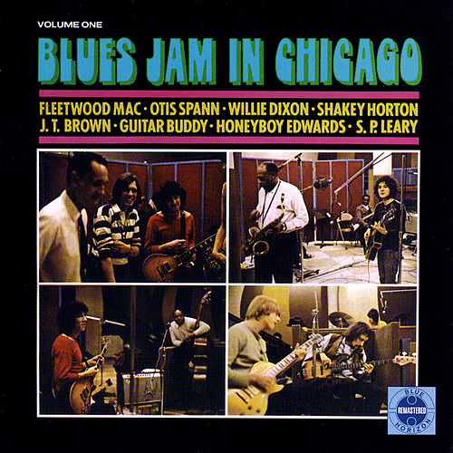Blues Jam in Chicago, Vol. 1 by Fleetwood Mac