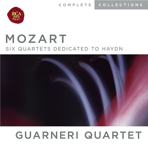 Mozart: Six Quartets Dedicated To Haydn de Guarneri String Quartet