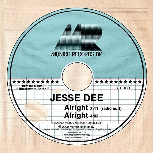 Alright by Jesse Dee
