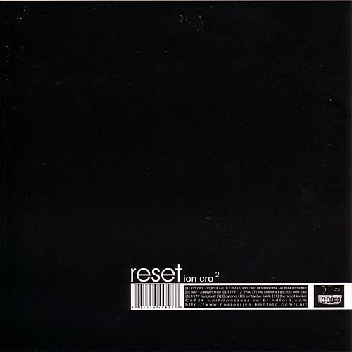 Ion Cro2 by Reset