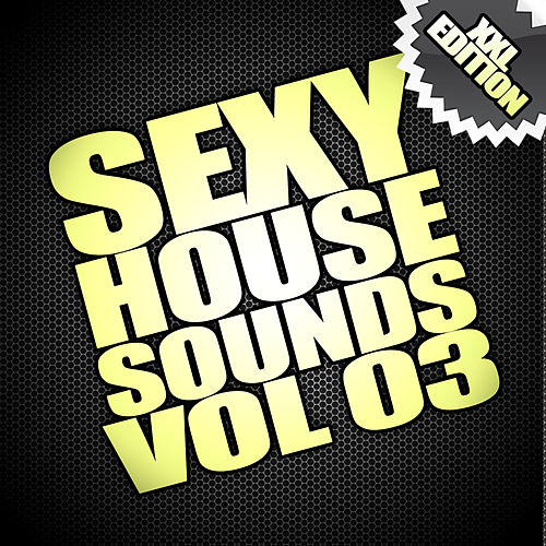 Sexy House Sounds, Vol. 3 (XXL EDITION) de Various Artists