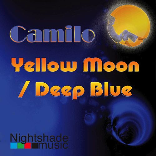 Deep Blue / Yellow Moon de Camilo