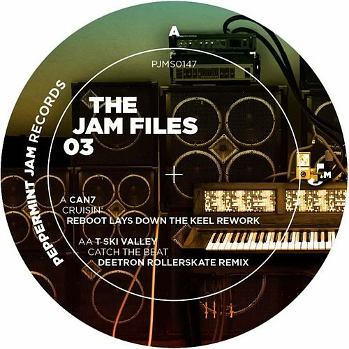 Jam Files 03 von Various Artists