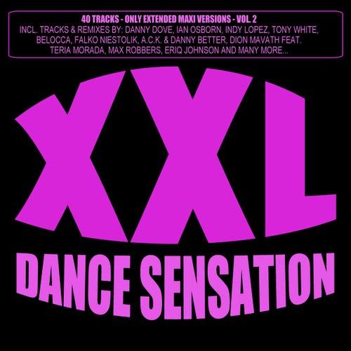 XXL Dance Sensation, Vol. 2 - 40 Tracks (Only Extended Maxi Versions) de Various Artists