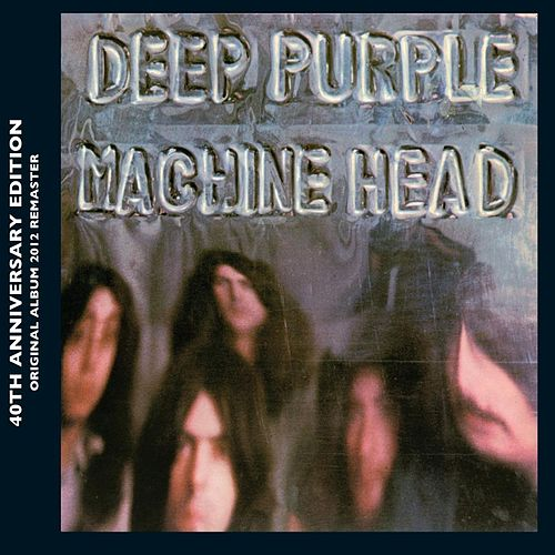 Machine Head (Remastered) de Deep Purple
