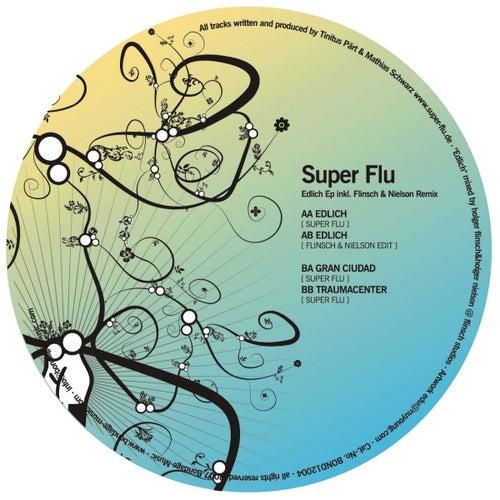 Edlich EP by Super Flu (1)