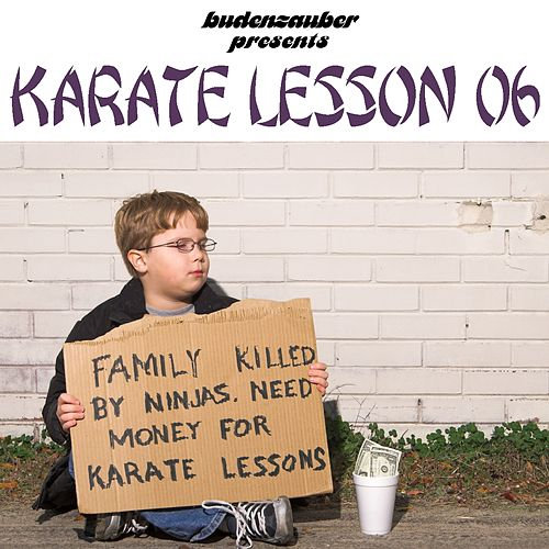 Budenzauber pres. Karate Lesson 06 de Various Artists