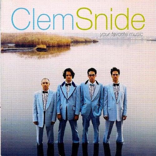 Your Favorite Music de Clem Snide