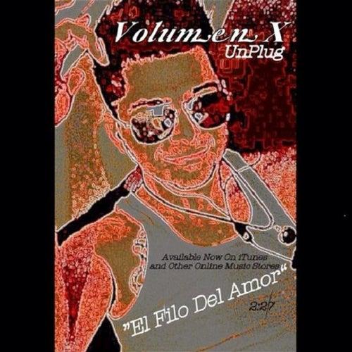El Filo Del Amor de Volumen X