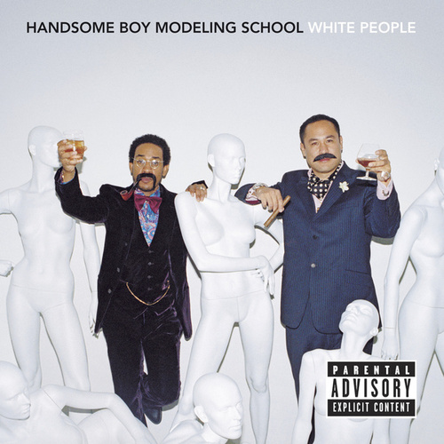 White People de Handsome Boy Modeling School