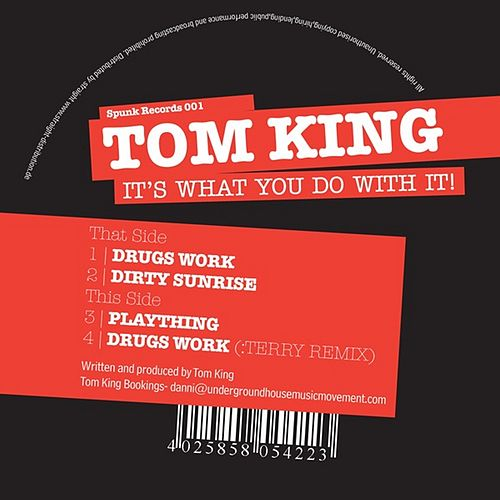 It's What You Do With It by Tom King