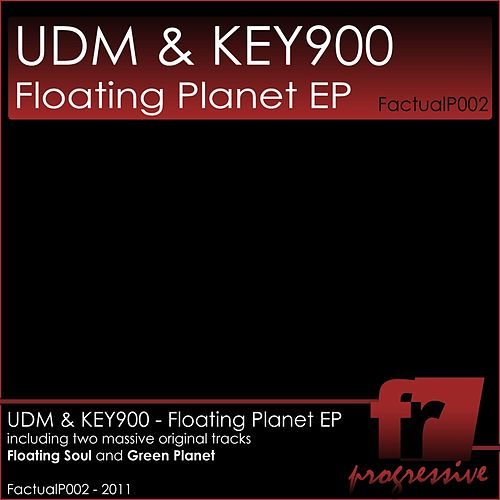 Floating Planet - Single by Udm