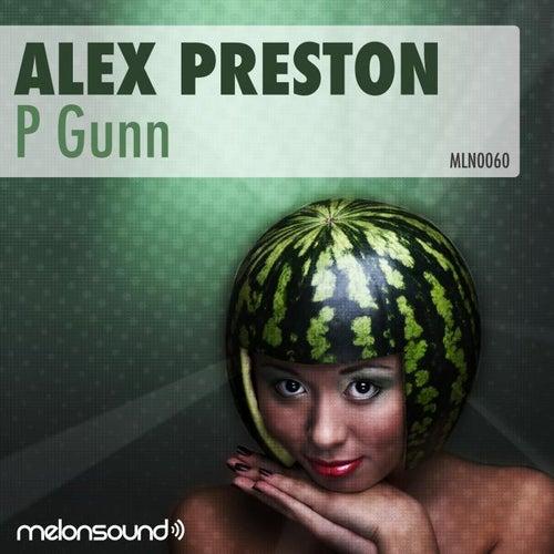 P Gunn de Alex Preston