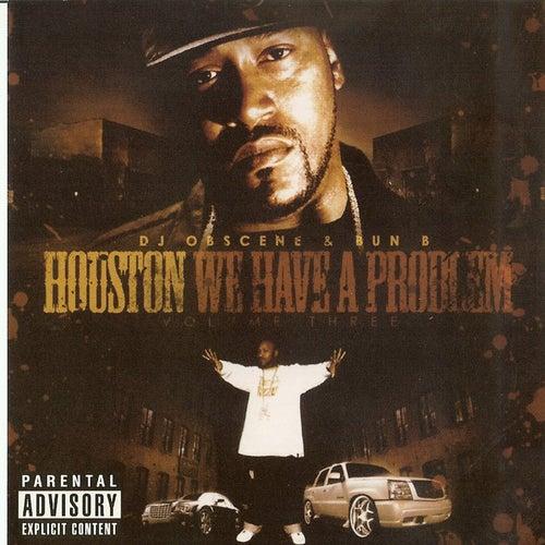 Houston We Have A Problem 3 de Various Artists