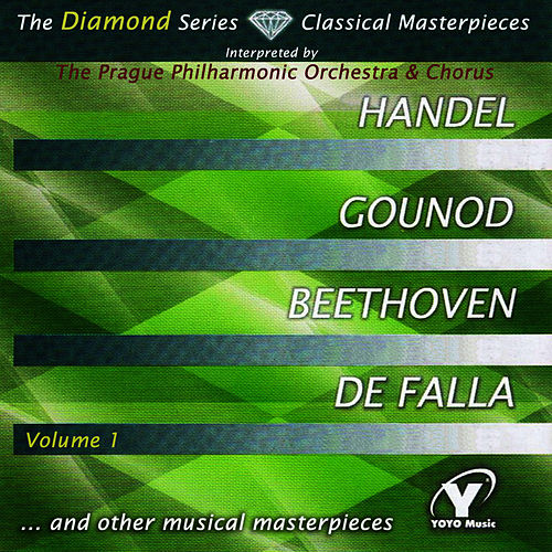 The Diamond Series: Volume 1 von Prague Philharmonic Orchestra