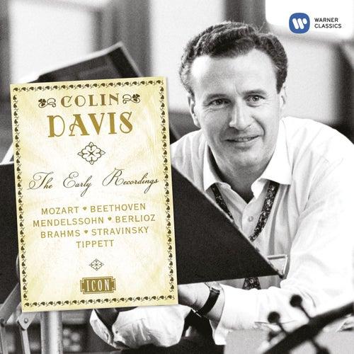 ICON Sir Colin Davis by Sir Colin Davis