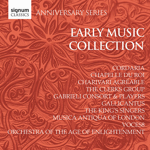 The Early Music Collection de Various Artists