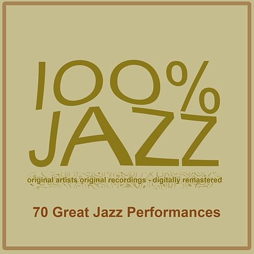 100% Jazz von Various Artists
