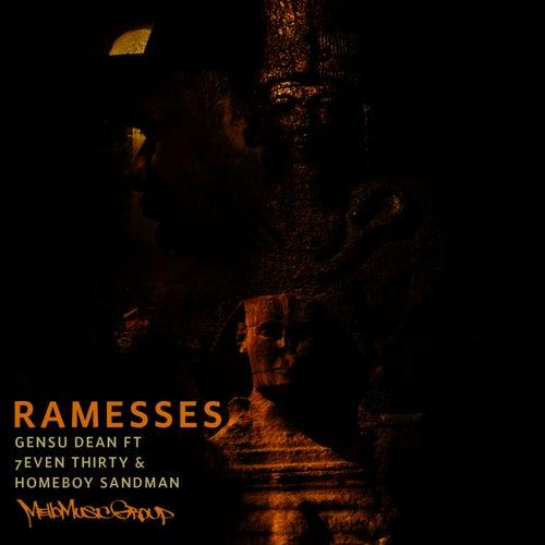 Ramesses by Gensu Dean