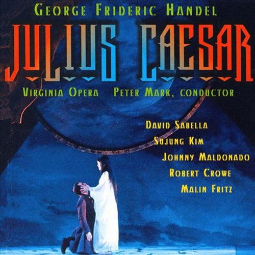Julius Caesar de George Frideric Handel