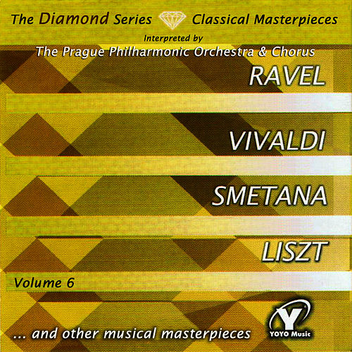 The Diamond Series: Volume 6 von Prague Philharmonic Orchestra