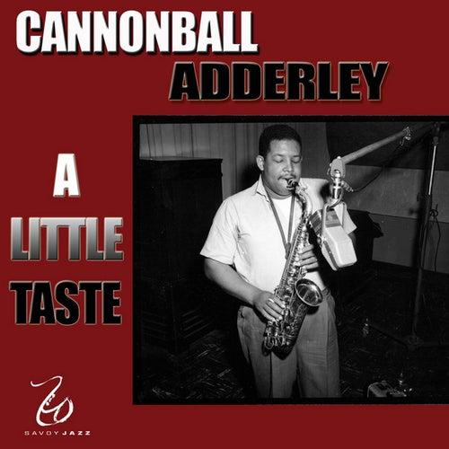 A Little Taste von Cannonball Adderley