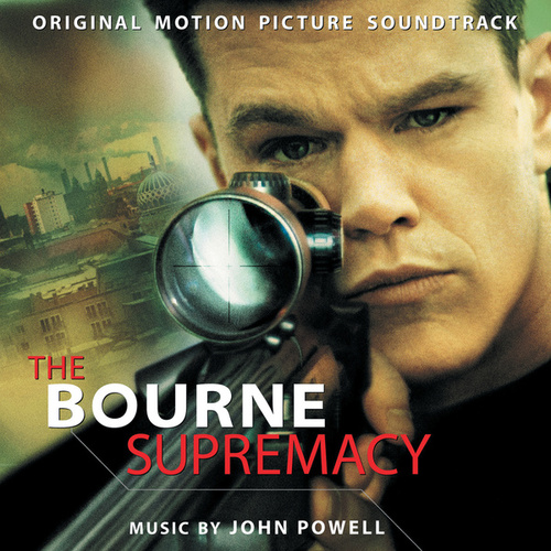 The Bourne Supremacy by John Powell