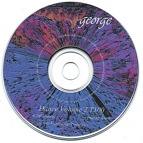 Dance Volume 2 von George