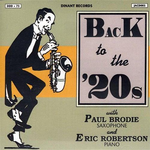 Brodie, Paul: Back To the '20S de Paul Brodie