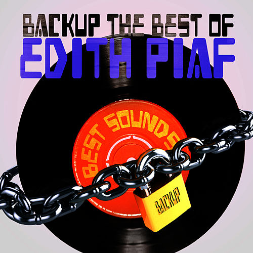 BackUp The Best Of Edith Piaf de Edith Piaf