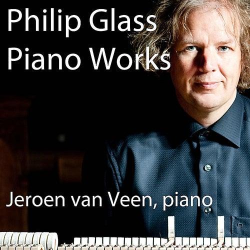Philip Glass & Jeroen Van Veen, Piano Works de Jeroen van Veen