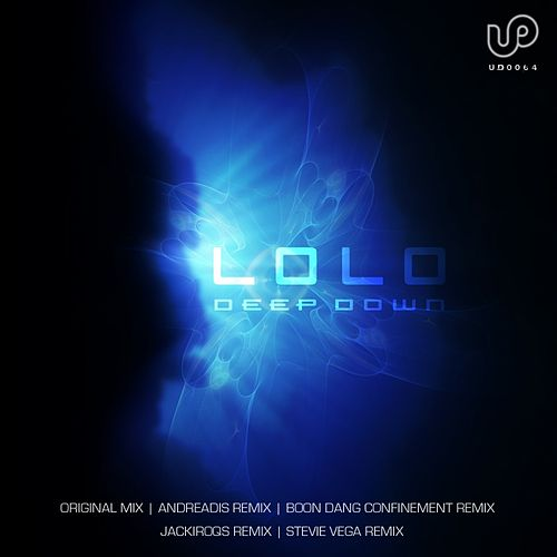 Deep Down - Single von LoLo
