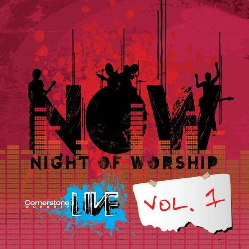 Now, Vol. 1 by Cornerstone Worship Live