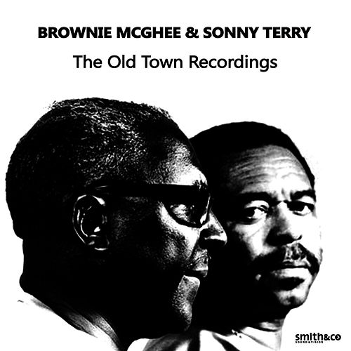 The Old Town Recordings by Brownie McGhee